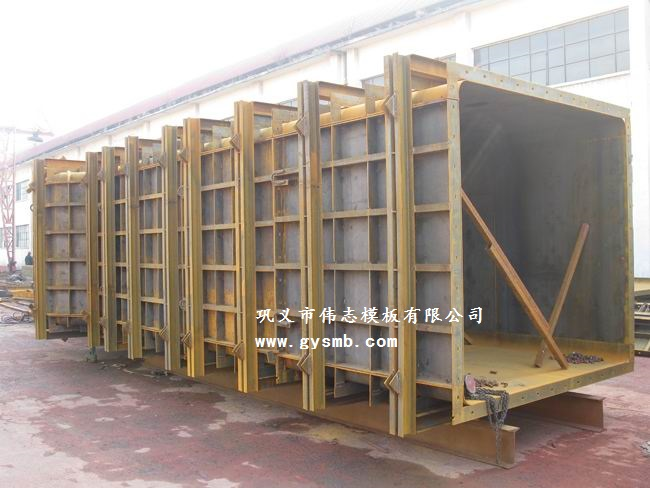 异形墩柱钢模板厂家直供